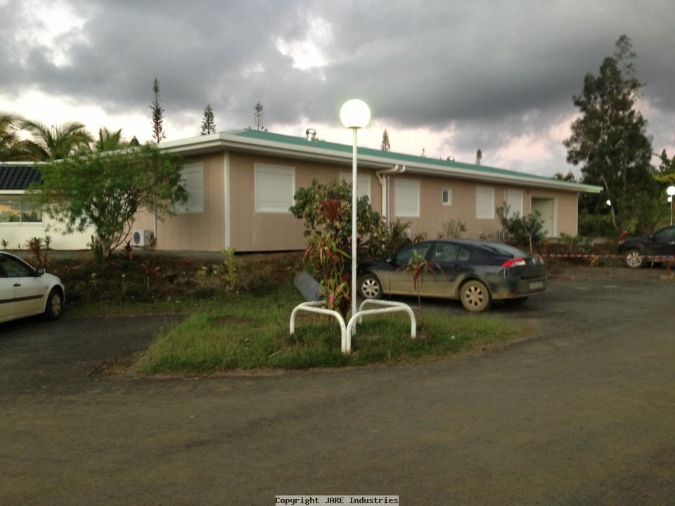 Hôtel de la Province Nord - Koné