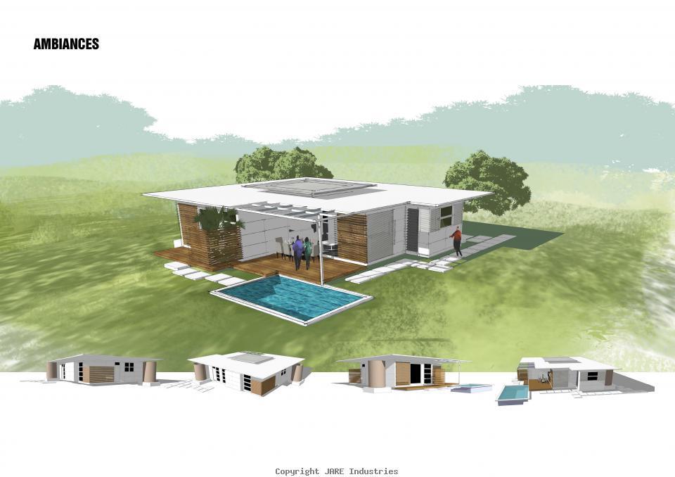Individual House - Baco