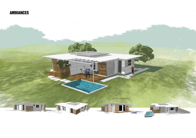 Individual House - Baco : Photo